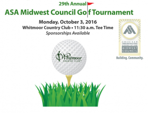 ASA Midwest Council 29th Annual Golf Tournament @ Whitmoor Country Club | Weldon Spring | Missouri | United States