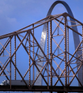 MLK Bridge w Arch