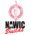 NAWIC Graphic - Round Emblem with Builds