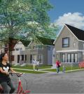 Pershing Avenue rendering