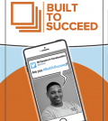 Built to Succeed graphic
