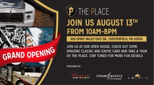 """The Place"" Grand Opening @ The Place 