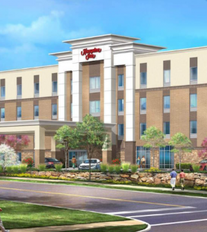 A Groundbreaking Ceremony Was Recently Held For 92 Room Hampton Inn Located At The New 100 Acre Cotton Ridge Development In Sikeston Mo