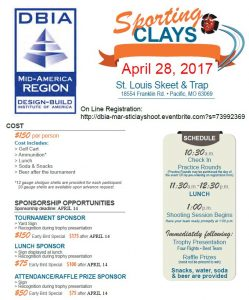 DBIA-MAR Social Event - Sporting Clays Outing @ St. Louis Skeet & Trap | Pacific | Missouri | United States