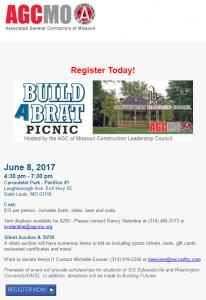 AGCMO Build-A-Brat Picnic @  Carondelet Park - Pavilion #1 | St. Louis | Missouri | United States