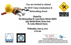 BUD Class Graduation & Networking Event @ MSD | St. Louis | Missouri | United States