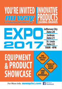 Nu Way Expo 2017 @ Nu Way Concrete Forms | St. Louis | Missouri | United States