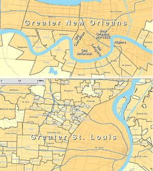 Recent Cityscapes Columns Have Explored How New Orleans Expanded To Include The Garden District Uptown Carrollton And Algiers Within Its City Limits