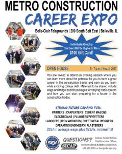 Metro Construction Career Expo Public Evening Session @ Belle-Clair Fairgrounds | Belleville | Illinois | United States