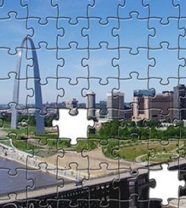 """Putting the Pieces Together"": Solving the Puzzle of STL Regional Collaboration, Part III @ Grand Hall on Chouteau 