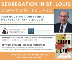 Fair Housing Conference @ University of Missouri - St. Louis