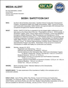 SIOSH / SAFETYCON Day @ SIU Edwardsville   Edwardsville   Illinois   United States