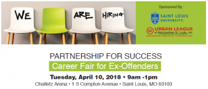 Career Fair for Ex-Offenders @ Chaifetz Arena | St. Louis | Missouri | United States