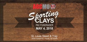 AGCMO Sporting Clays PAC Fundraiser @ St. Louis Skeet & Trap Club | Pacific | Missouri | United States