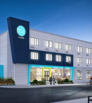 From St Louis Post Dispatch A Peters Hotel Operator Plans On Opening New Tru By Hilton In O Fallon Mo