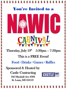 NAWIC Carnival at Castle Contracting @ Castle Contracting | Webster Groves | Missouri | United States