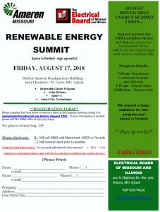 Renewable Energy Summit @ Ameren Headquarters Building | St. Louis | Missouri | United States