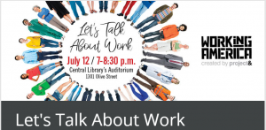 St. Louis Public Library: Let's Talk About Work @ Central Library | St. Louis | Missouri | United States