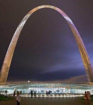 gateway arch national park the great st louis landmark gets a