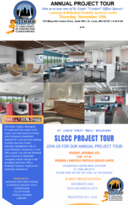 SLCCC Annual Project Tour @ Cushman & Wakefield Portfolio Services Center | Town and Country | Missouri | United States