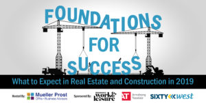 Foundations for Success: What to Expect in Real Estate and Construction in 2019 @ Brennan's Work and Leisure