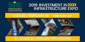 SITE 2019 Investment in Infrastructure Expo @ St. Charles Convention Center
