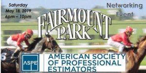ASPE Networking Event at Fairmont Park @ Fairmont Park