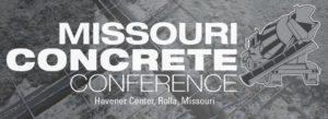 Missouri Concrete Conference @ MO S&T Havener Center