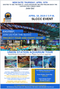 Union Station Aquarium Tour @ Maggie O'Briens (Tour at Union Station)