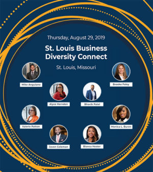 STL Business Diversity Connect event is August 29